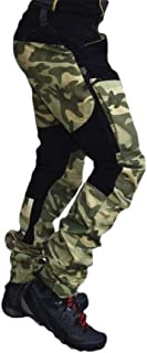Men's Jogger Pants Camo Cargo Trousers Camouflage Sports Twill Chino Sweatpant