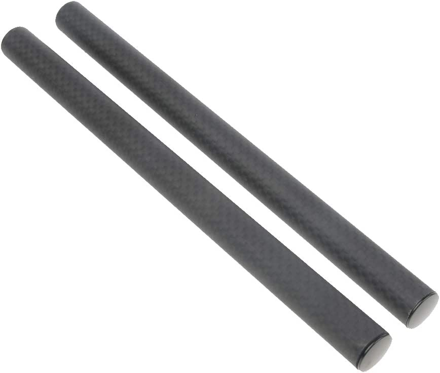 Baosity 15mm Cheap mail order specialty store Wholesale Carbon Fiber Rod - mm 15 Support 8inch for Long