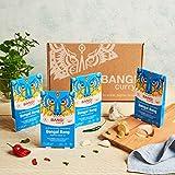 Kits Bang Curry | Crea un Auténtico Plato de Curry | Bengal Bang Especias De Curry | Apto para Dieta Vegana y Cetogénica | + Ebook Gratuito con Nuestras Mejores Recetas
