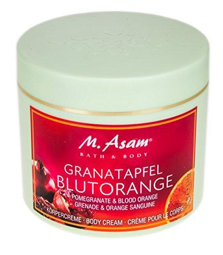 M. Asam Intensive Körpercreme Granatapfel Blutorange 500ml