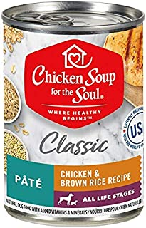 Chicken Soup for The Soul Classic Wet Dog Food