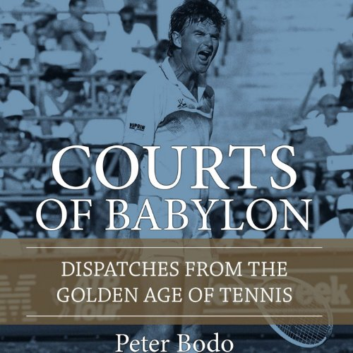 The Courts of Babylon audiobook cover art