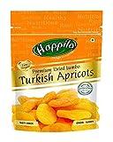 HappiloPremium Jumbo Turkish Apricots, 200g (Pack of 2)