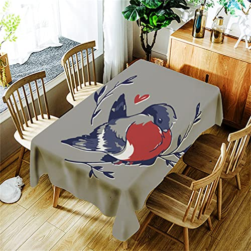 Mantel Rectangular Antiincrustante Mantel Lavable Comedor Mantel Cuadrado Hogar Sala De Estar Cocina Decoración De Mesa Picnic Jardín Fiesta Vacaciones 140x140cm