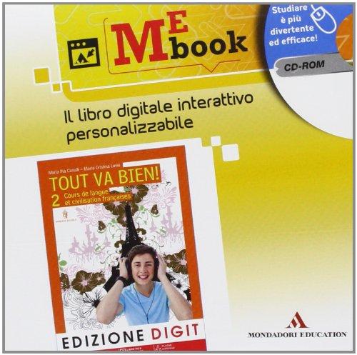 Tout va bien. Cours de langue et de civilisation françaises. Per la Scuola media. Con CD Audio. Con espansione online. ses (Vol. 2)