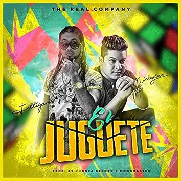 El Juguete (feat. Mickey Love)
