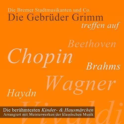 Die Bremer Stadtmusikanten und Co. audiobook cover art