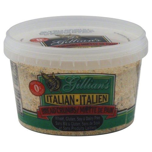 Gillians Food Italian Bread Crumb, 12 Ounce - 12 per case.