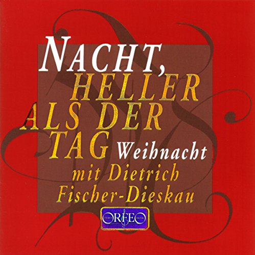 Fischer-Dieskau/Folkwang Gitarren D - Nach, Heller Als Der Tag
