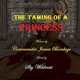 The Taming of a Princess cover art