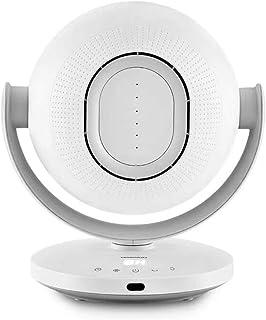 WDX- La circulación sin Hojas del Ventilador del Ventilador eléctrico Suelo Aire del Ventilador del hogar Sacudiendo la Cabeza de la turbina de convección Silencio Escritorio Conveniencia