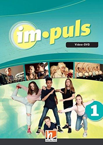 im.puls 1 - Video-DVD. Ausgabe D und Schweiz, 1 DVD-Video
