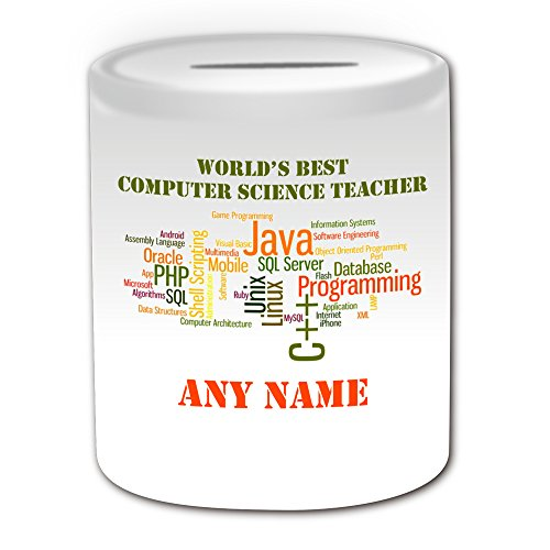 De regalo mensaje personalizado - World's Best ordenador
