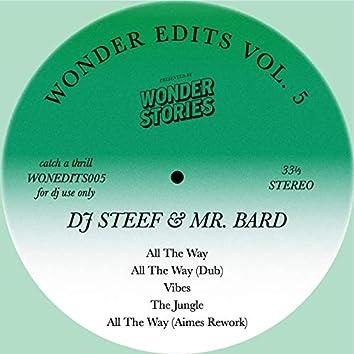 Wonder Edits Vol. 5