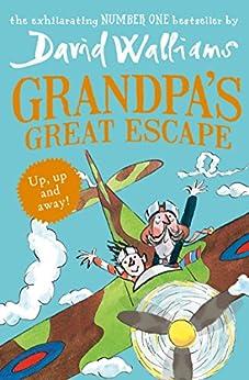 Grandpa's Great Escape by [David Walliams, Tony Ross]