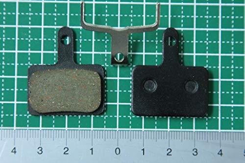 MTB シマノ SHIMANO M416 M445 M575用 B01S E01S 互換 ディスクブレーキパッド レジンパッド