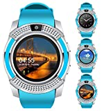 generic Bluetooth V8 4G and SIM Card Support Smart Wrist Watch with Monitoring