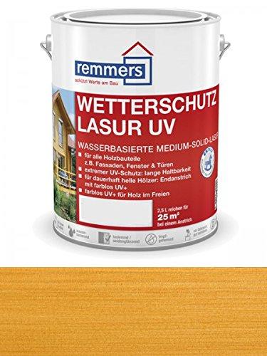 Remmers Wetterschutz-Lasur UV - eiche hell 2,5L
