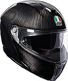 AGV Sports Modular Carbono Brillo M