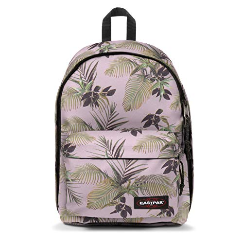 EASTPAK OUT OF OFFICE Zaino Casual, 44 cm, 27 liters, Multicolore (Brize Mel Pink)