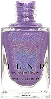 ILNP Charmingly Purple - Bright Purple Holographic Nail Polish