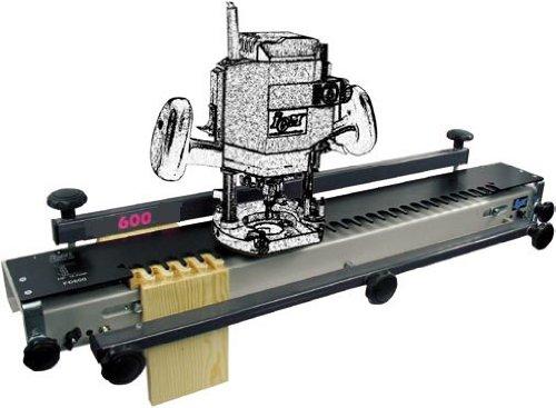 Zinkenfräse Zinkenfräsmaschine 600 mm