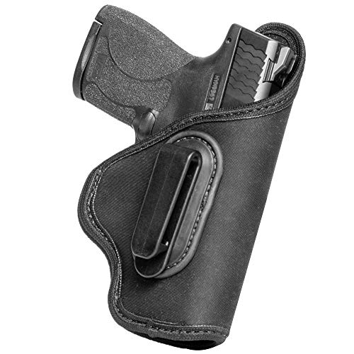 Alien Gear Grip Tuck Universal Holster - Double Stack Compact - Right Hand - Light and Laser