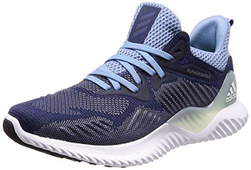 Adidas Alphabounce Beyond W, Zapatillas de Trail Running Mujer, Azul (Indnob/Azucen 000), 45 1/3 EU
