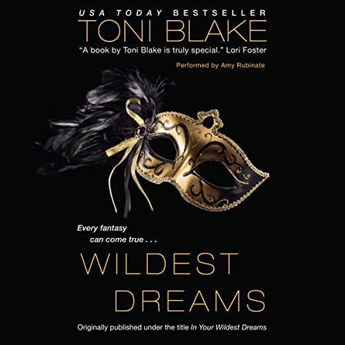 Wildest Dreams audiobook cover art