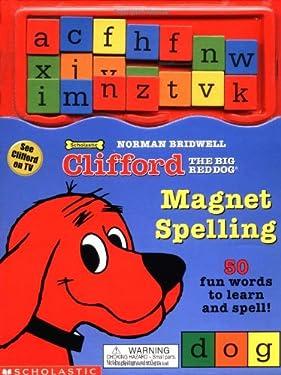 Magnet Spelling (Clifford)