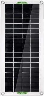 Painel Solar Flexível, KKmoon 30W Painel Solar Policristal Painel Solar Flexível Para Viagem de Carro de Acampamento Acess...