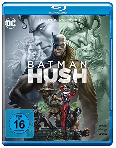 Batman: Hush [Alemania] [Blu-ray]