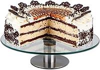 chg 3343-00 piatto per torte, girevole ø ca. 30,0 cm h = ca. 7,0 cm