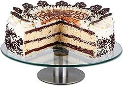 CHG 3343-00 cake plate rotatable ø 30,0 cm H = 7,0 cm