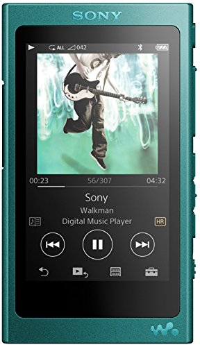 Sony NWA35 - Reproductor de Audio Walkman (16 GB, Hi-Res Audio, DSD, DSEE...