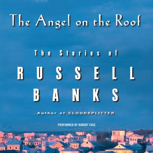 The Angel on the Roof  audiobook cover art