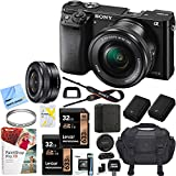 Best Flash For Sony A6000s - Sony Alpha a6000 Mirrorless Digital Camera 24.3MP SLR Review