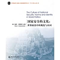 national security culture: the norms of world politics and identity in [paperback]