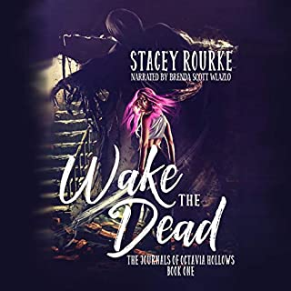 Wake the Dead audiobook cover art
