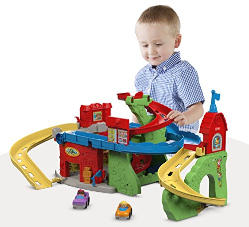 Fisher-Price Little People Sit 'n Stand Skyway [Amazon Exclusive] Multicolor, over 2 1/2'