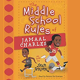 The Middle School Rules of Jamaal Charles cover art