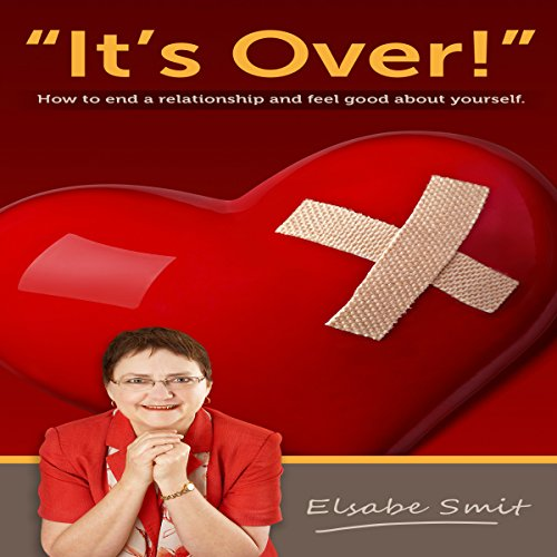 It's Over! audiobook cover art