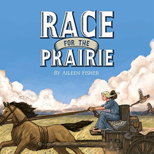 Race for the Prairie audiobook cover art