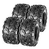 MaxAuto Sport ATV Tires 18x9.5-8 Lawn Mower Tires ATV...