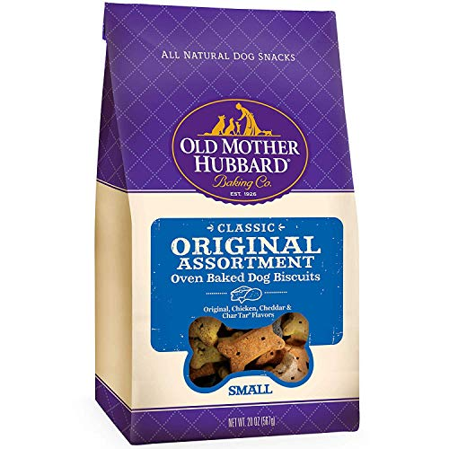 Old Mother Hubbard Original Assortment Crunchy Dog Treats 20 oz SM - 2 PK