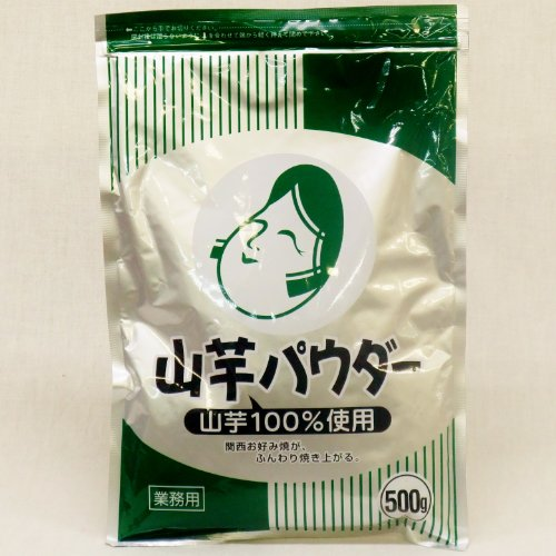 オタフク 山芋パウダー 500g