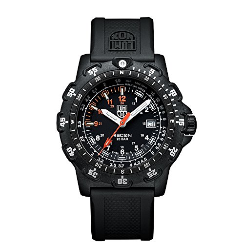 Luminox Men's LM8822.MI Recon Point Black Watch
