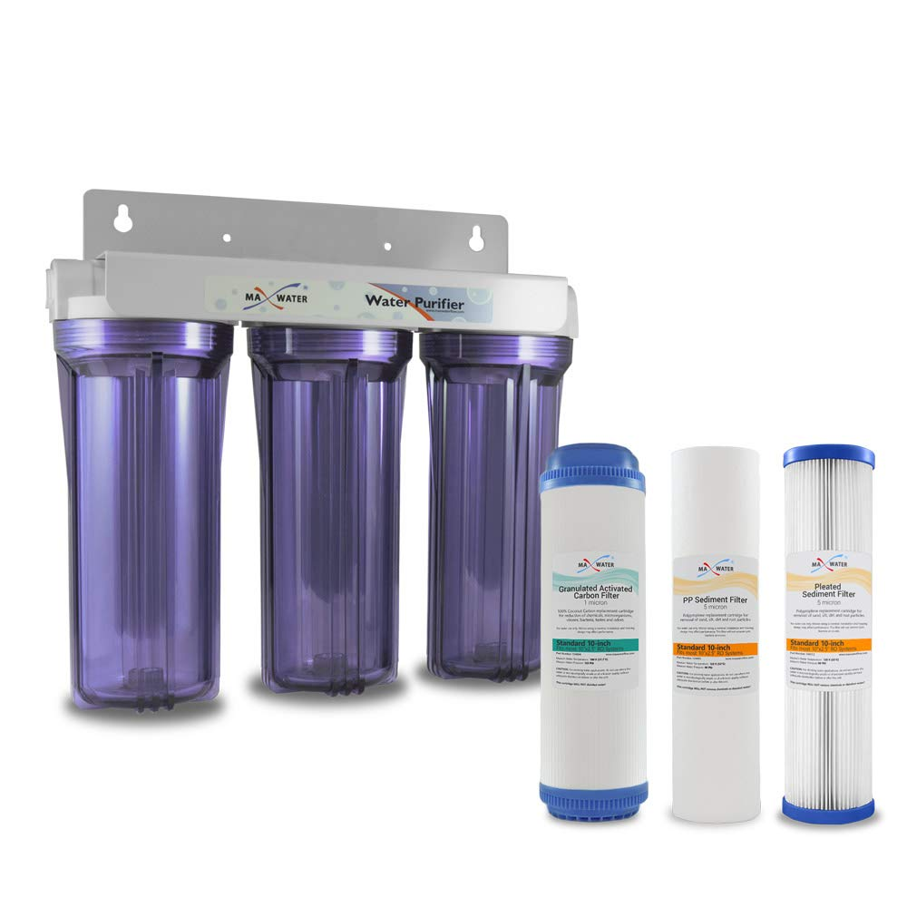 Max Austin Mall Water Inexpensive Whole House Filter Home Stage 3 Filtratio