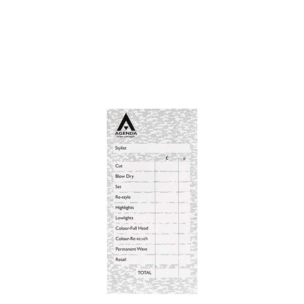 楽観的罰する長老アジェンダ サロンコンセプト チェックパッドグレー6x100リーフ[海外直送品] [並行輸入品]