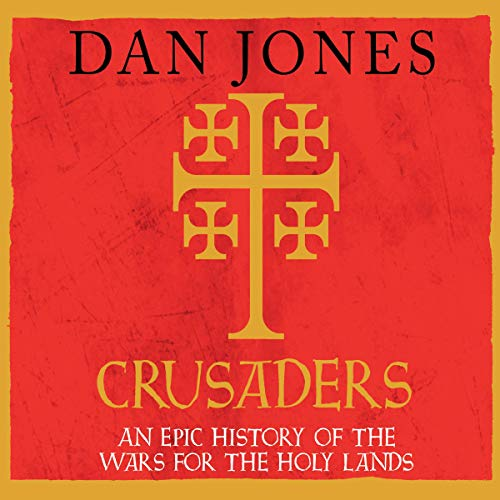 Crusaders cover art
